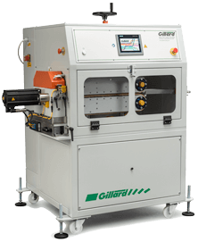 Gillard extrusion cutting machine